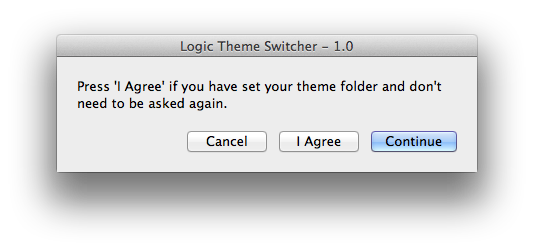 Logic Pro Themes-agree