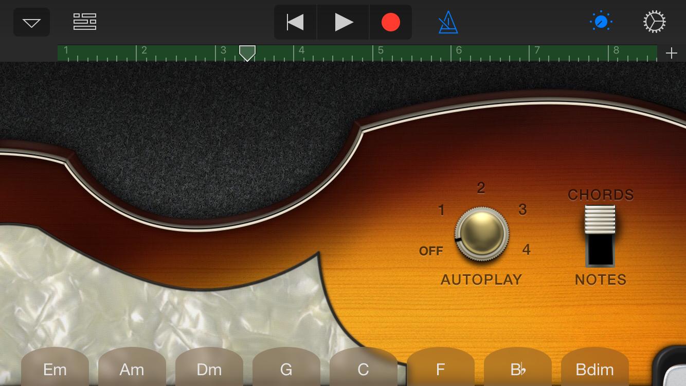 Smart Bass 擁有不同自動伴奏 reff