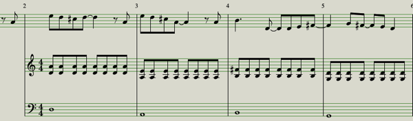 Melody and chord02