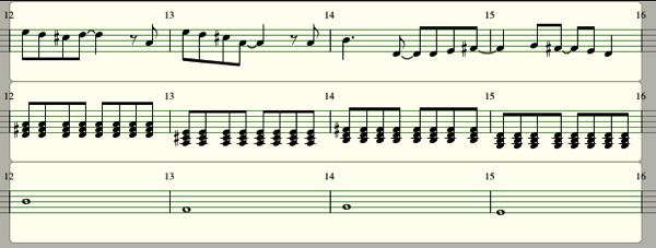 Melody and chord04
