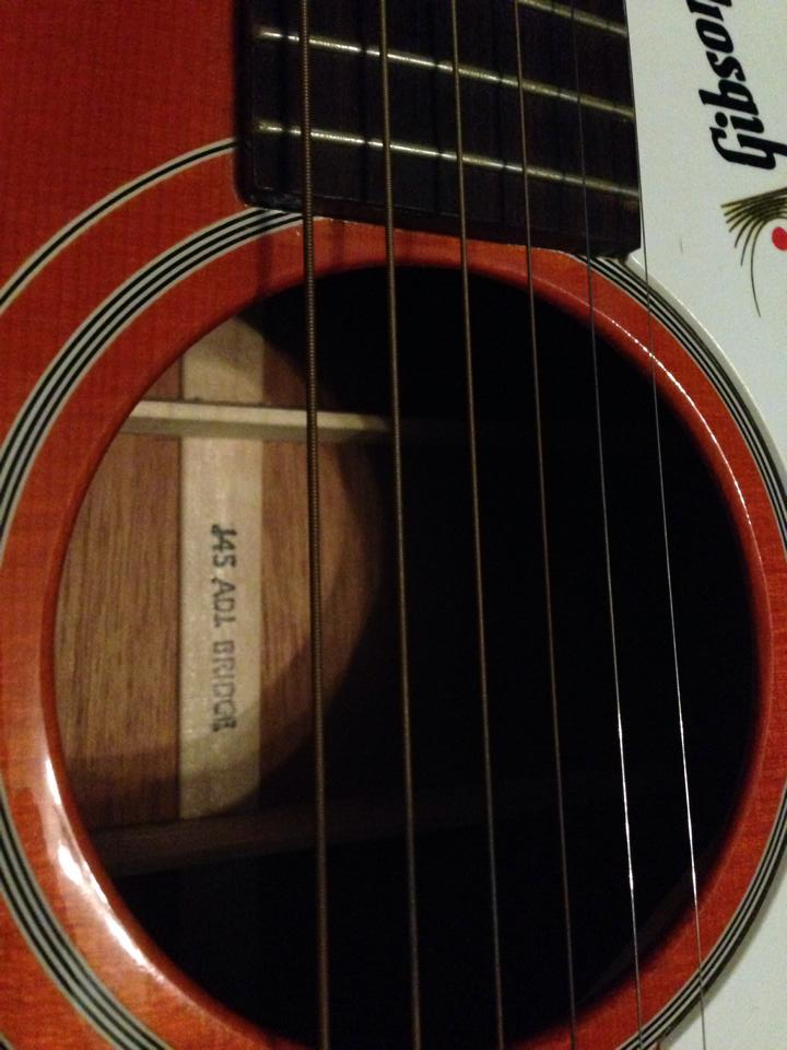 Gibson  Acoustic Guitar J-45