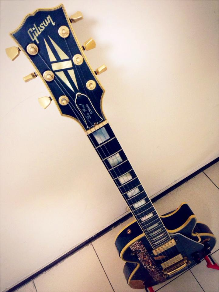Les Paul Japan 1995 bb57 - Custom PickUp