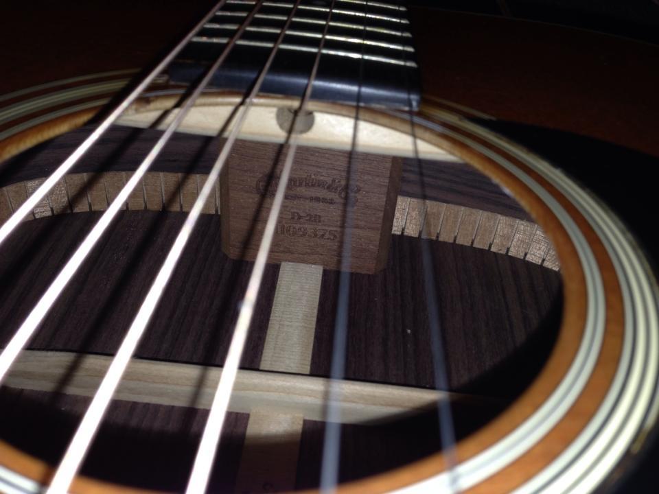 Martin Acoustic Guitar  D28