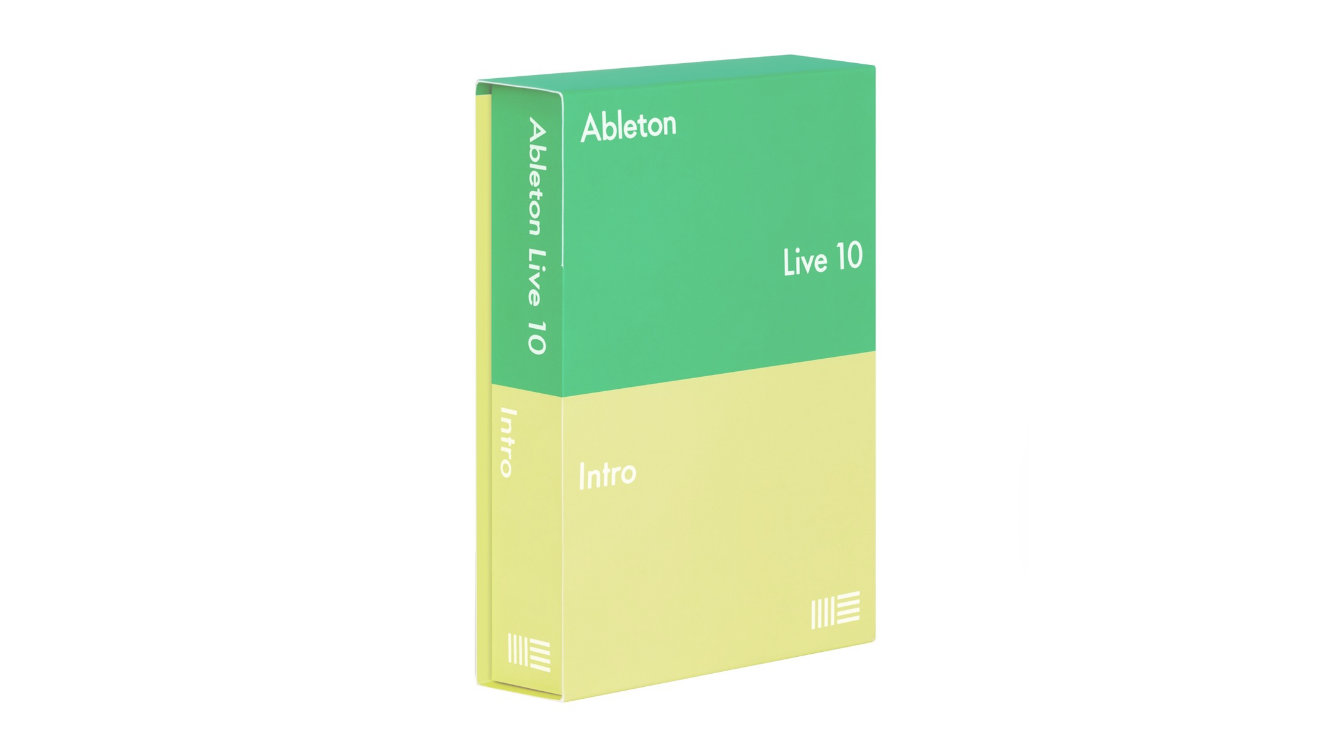 Ableton Live Intro : 適合預算不高的入門者!