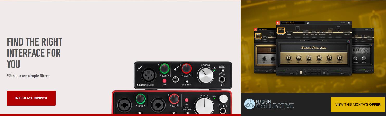 在稍早之前購買 Focusrite 的錄音介面也有附贈 Cubase