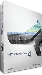 只要購買 PreSonus 相關商品即可獲得 Artist 版本的 Studio One 軟體授權序號