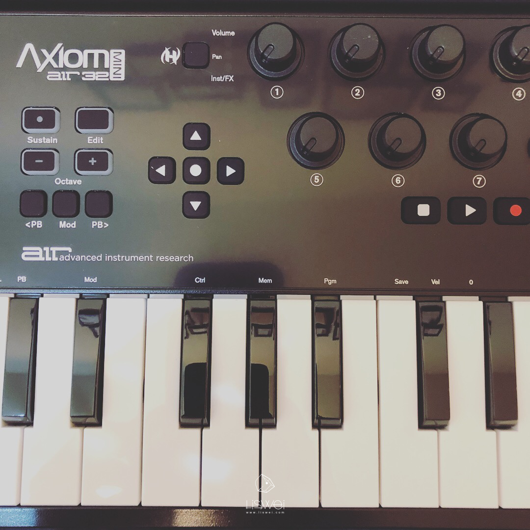 M-Audio Axiom mini 32
