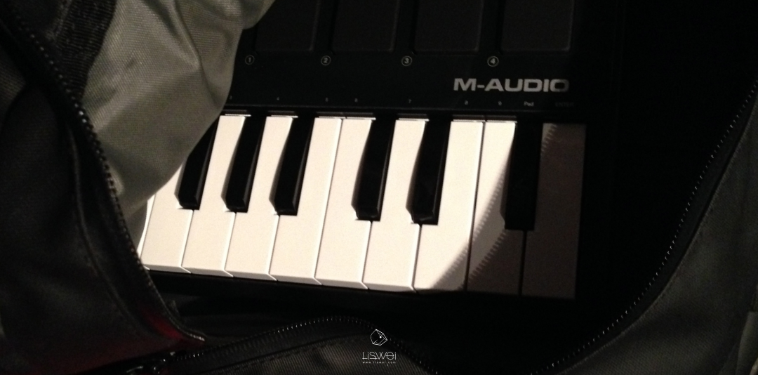 M-Audio Axiom air mini32