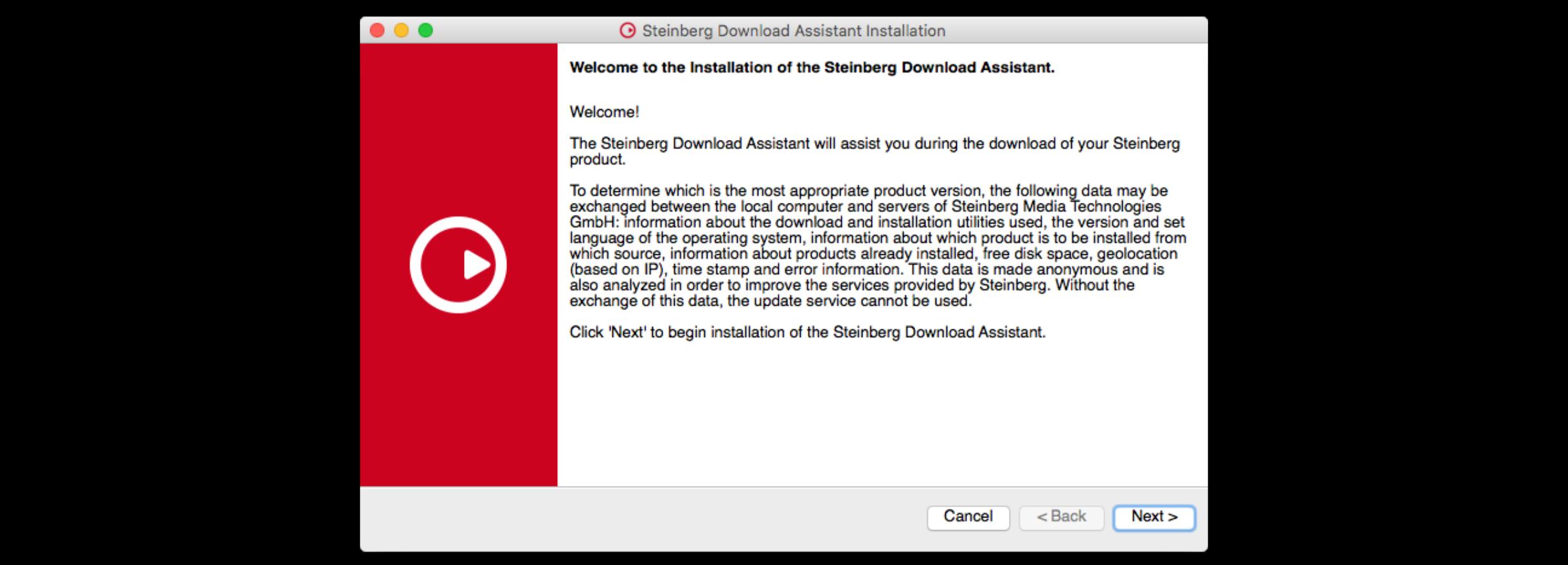輸入序號取得授權之後,即可下載軟體盡情安裝。