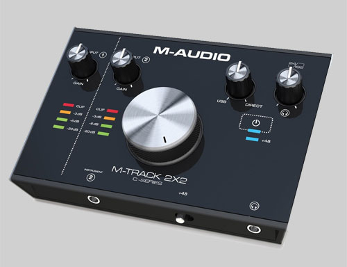 M-Audio 24bit/192kHz USB Audio Interface
