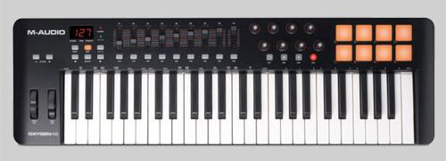 M Audio Oxygen 49 MIDI Keyboard Controller