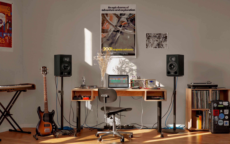 Ableton Live 10 官方示意圖片